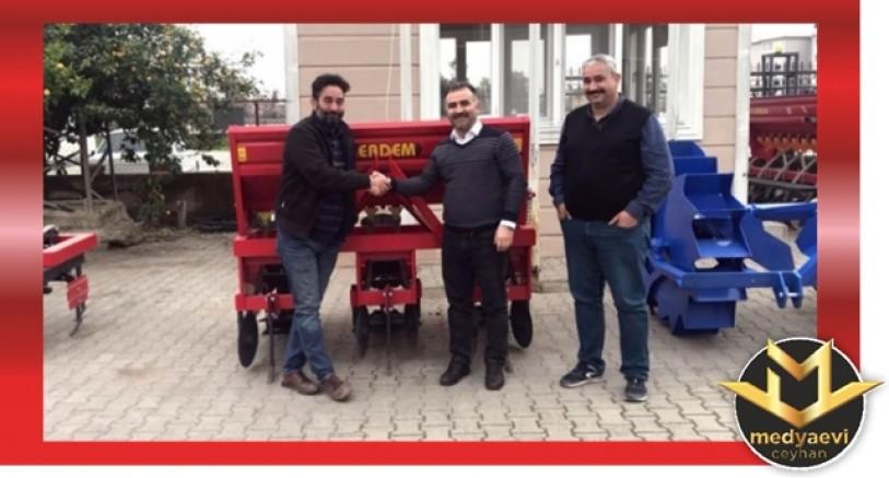 60 yıllık Ceyhanlı Tarım Makinaları Üreticisinden Yeni Robot Yatırımı