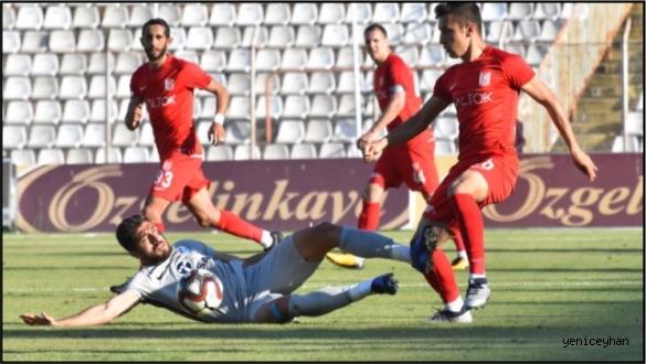 Adana Demirspor - Balıkesirspor Baltok: 2-0