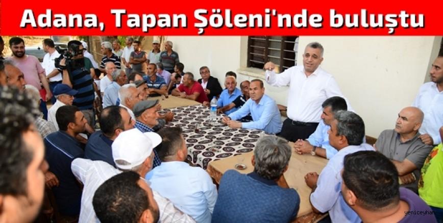"""""""Adana hizmette en Hareketli dönemde"""""""