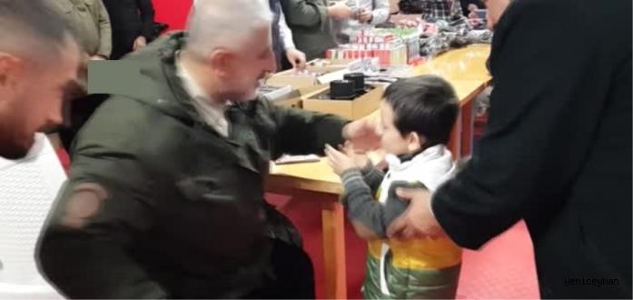 Adana İmece Köyde, 6 Bin Çocuğa Yılbaşı Hediyesi