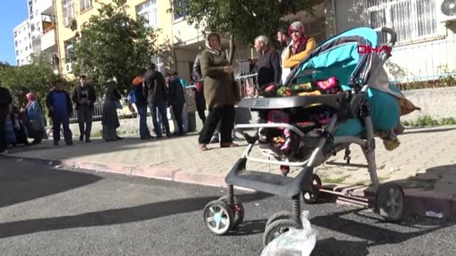 Adana Suriyeli Fatma, Pusette Öldü