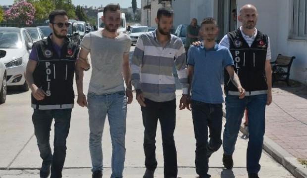 ADANA Yakıt deposunda uyuşturucu gizleyen 2 kişi tutuklandı