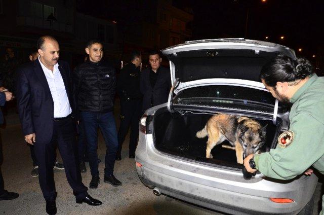 Adana'da Bin 275 Polisin Katıldığı
