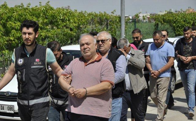 Adana'da Tefecilik Yaptığı İddia Edilen Aileye Operasyon