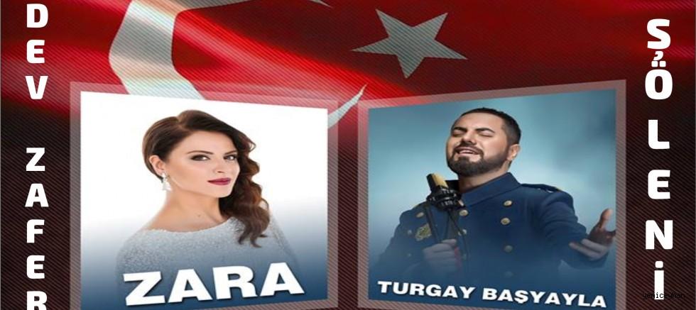 Adanalılar,  30 Ağustos'u Zara ve Turgay Başyayla konseriyle kutlayacak