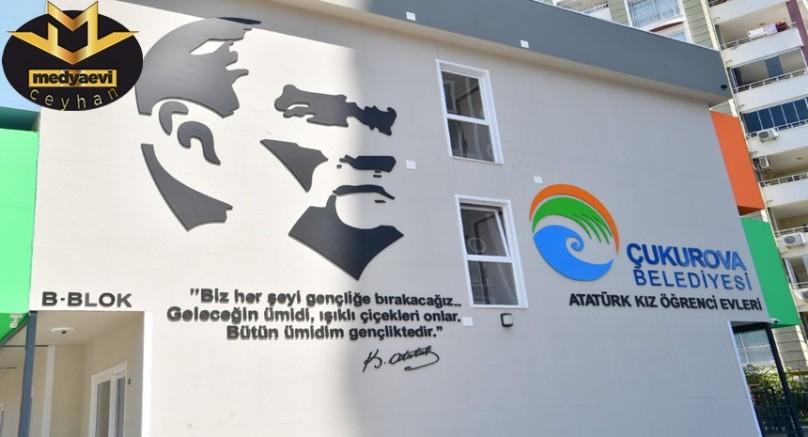 Atatürk Öğrenci Yurdu Misafirlerini Bekliyor