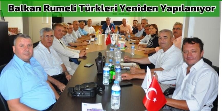 Balkan Rumeli Türkleri kan tazeleyerek, gücüne güç kattı.