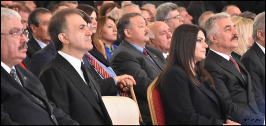 BAŞKAN BOYDAK , MHP'NİN  50'NCİ YIL KUTLAMALARINA KATILDI.
