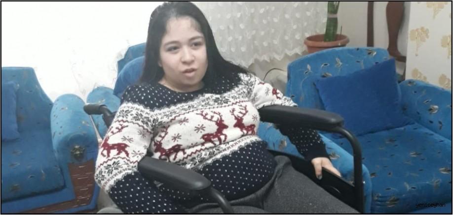 Başkan Boydak, NPC Hastası Feyza Nur'u sevindirdi