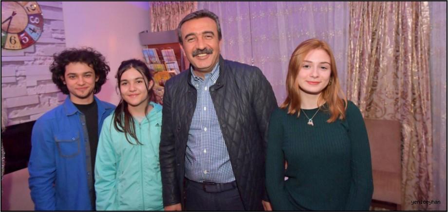 Başkan Çetin, ilk kez oy kullanacak gençlere öğüt verdi