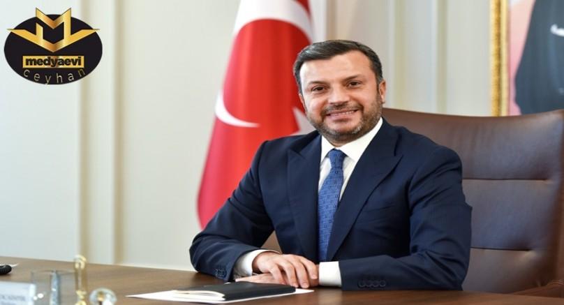 BAŞKAN KOCAİSPİR'DEN 30 AĞUSTOS ZAFER BAYRAMI MESAJI