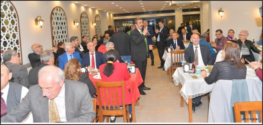 Başkan Soner Çetin, STK temsilcileriyle