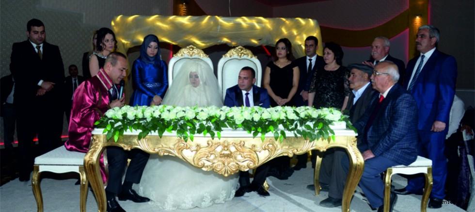 Büyükşehir'i buluşturan düğün
