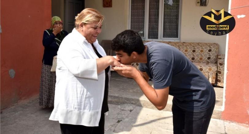 Ceyhan 1.Ncisi Bu Yıl'da CEGEM'den Çıktı