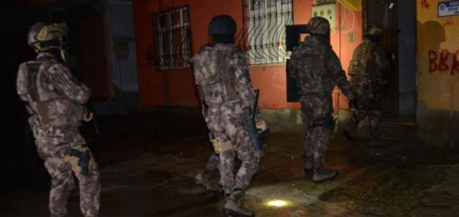 Ceyhan'da Hava Destekli PKK/KCK Operasyonu