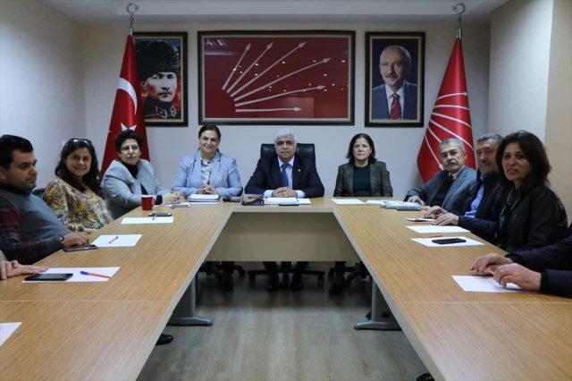 CHP Adana İl Başkanlığına Çelebi Getirildi