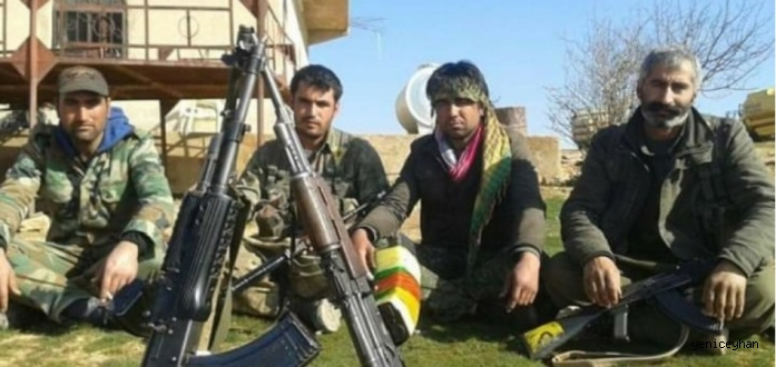 Düğünlerde PKK Propagandası Yapan Ypg'li Tutuklandı