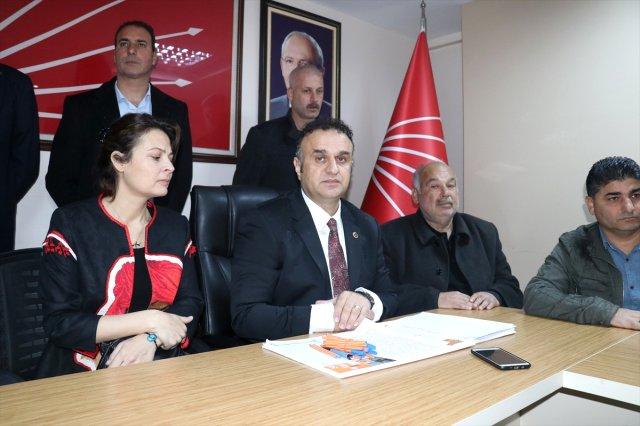 Karataş Belediye Başkanı Ünal, CHP'den İstifa Etti