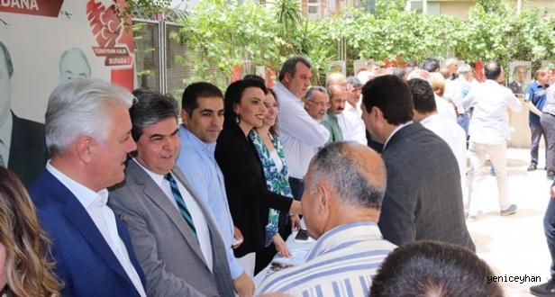 MHP Adana'da muhteşem kucaklaşma!