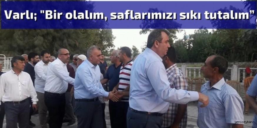 MHP Adana'da Vatandaşlarla Buluşuyor