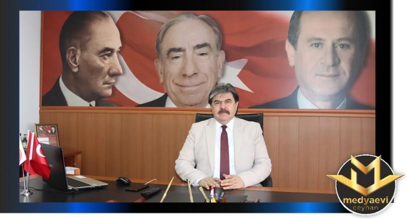 MHP Adana İl Başkanı Bünyamin Avcı'dan 30 Ağustos Zafer Bayramı mesajı…