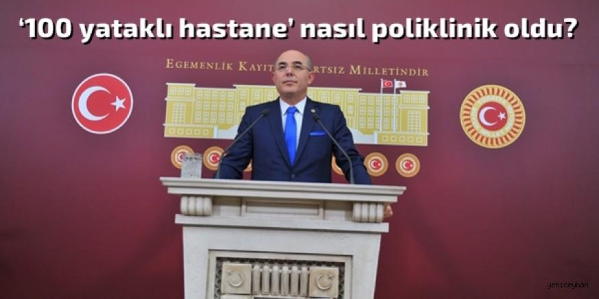 MHP'li Karakaya'dan Karataş'a destek!