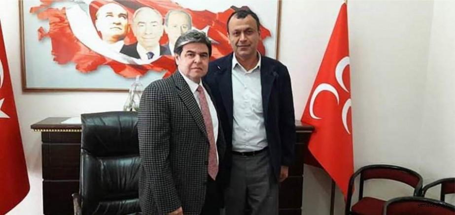 MHP'nin Ceyhan Adayı Mustafa Bayar