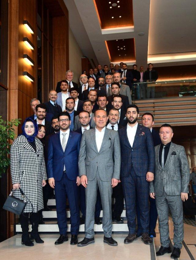 Müsiad Adana Yeni Hizmet Binası İçin İlk Adımı Attı