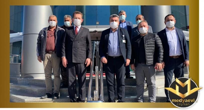 Özel Çınar Hastanesiyle Muhtarlar Derneği indirim anlaşması imzaladı