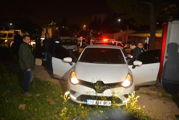 Polisten Kaçan Sürücü, Yanlışlıkla Şantiyeye Girince Yakalandı