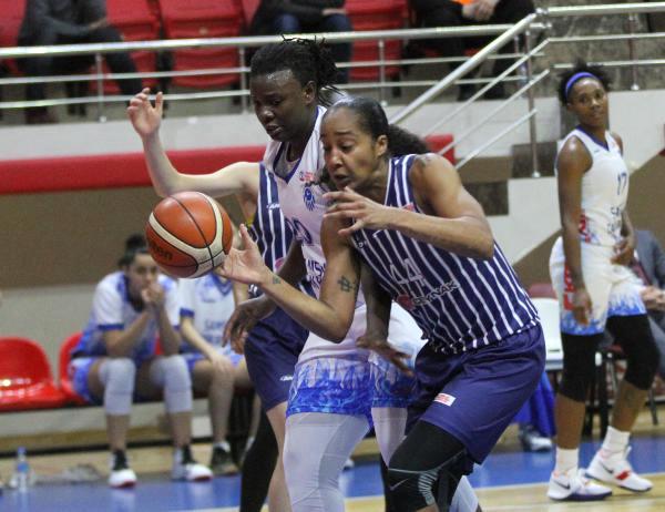 Samsun Canik Belediyespor - Adana Basketbol: 85-96