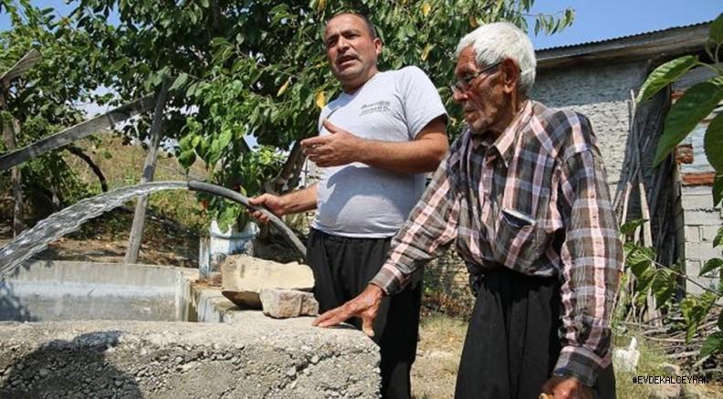 YÜREĞİR BELEDİYESİ'NDEN KOZAN YANGINI MAĞDURU AİLELERE DESTEK